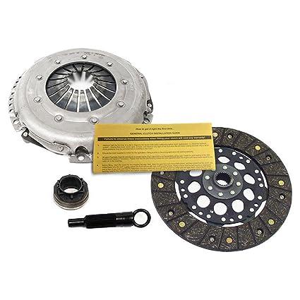 Amazon.com: EFT PREMIUM CLUTCH KIT 97-05 AUDI A4 QUATTRO B5 B6 98-05 VW PASSAT 1.8L TURBO: Automotive