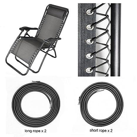 Universal Cables de repuesto para cero gravedad silla (4 ...