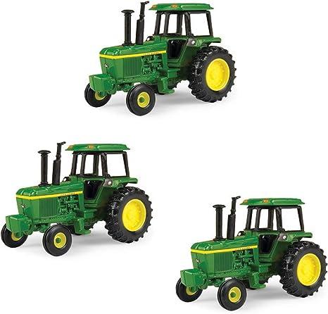 Amazon.com: John Deere Soundguard Tractor de juguete, Escala ...