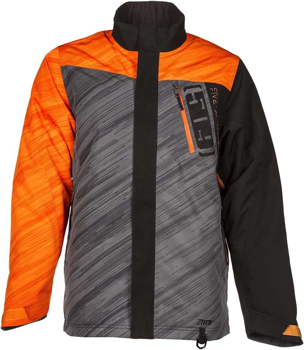 Orange - Large 509 Range Insulated Jacket