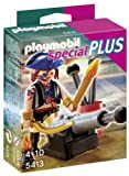 Playmobil 5413 - Pirate with Cannon