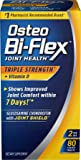 Glucosamine Chondroitin & Vitamin D, Triple Strength by Osteo Bi-Flex, Joint Health Supplements with Bone & Immune…