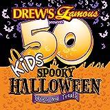Drew's Famous 50 Kids Halloween Tricks & Treats CD