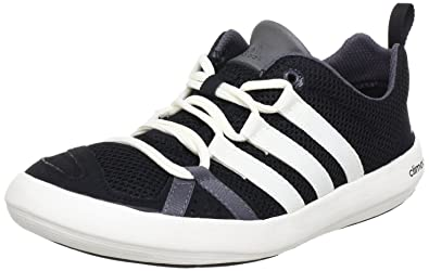 huge discount 0afea 6d558 adidas Performance Men's Climacool Boat Lace Running Shoes ...