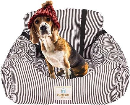 FRISTONE - Asiento de coche para perros, asiento individual para ...