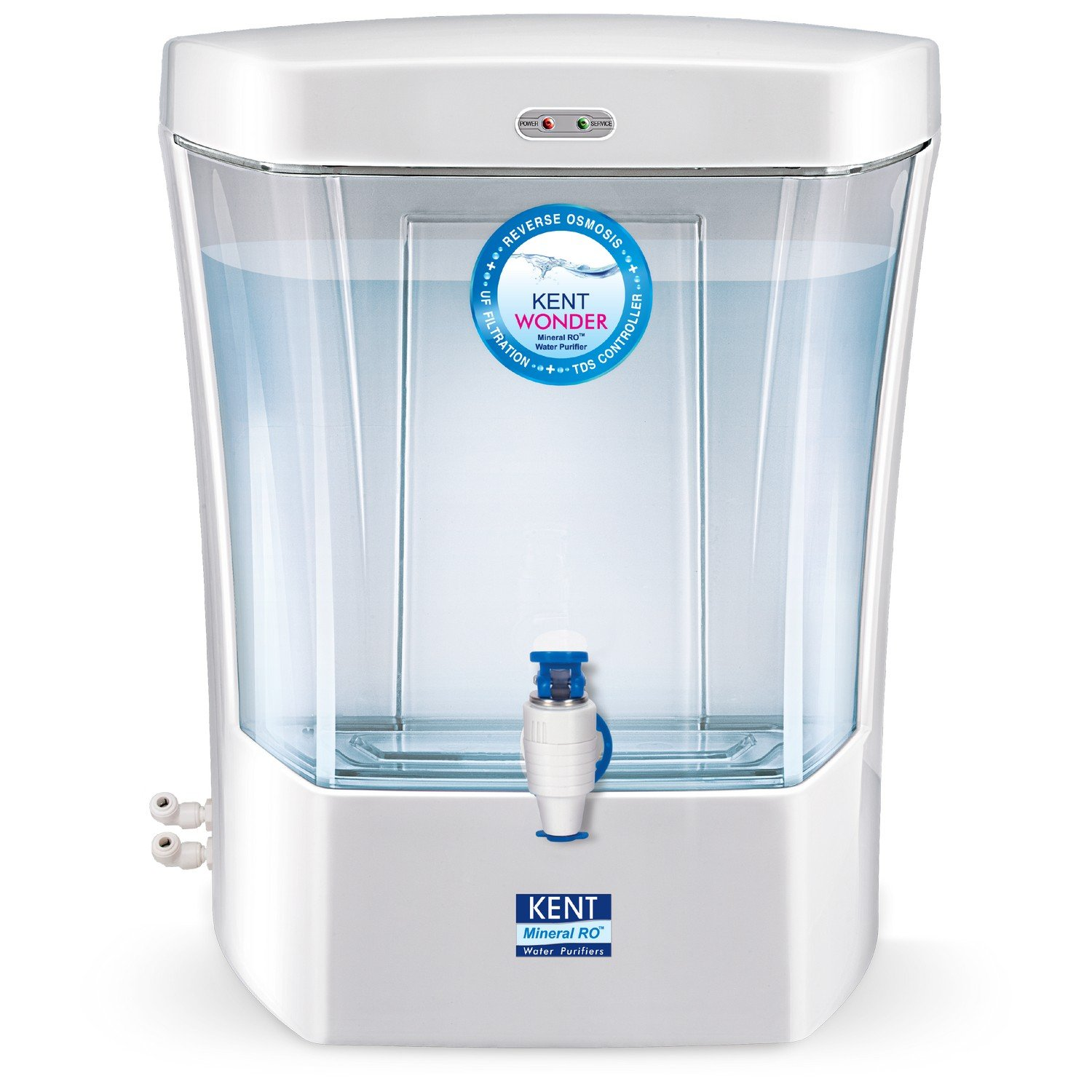 Water Purifier For Home Kent Wonder 7 Litre Ro Water Purifier Pearl White Amazonin