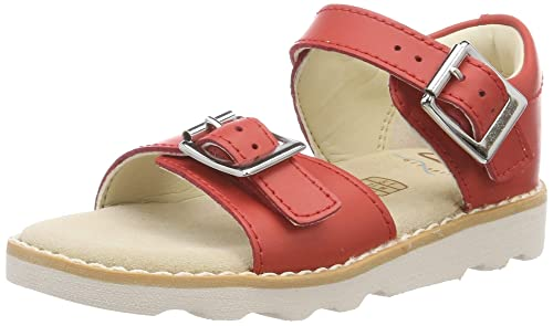 a9e90bc880bb Clarks Girls  Crown Bloom T Sling Back Sandals  Amazon.co.uk  Shoes ...