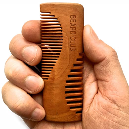 23 opinioni per Lussuoso pettine da barba in legno   Beard Club   Il migliore pettine per barba