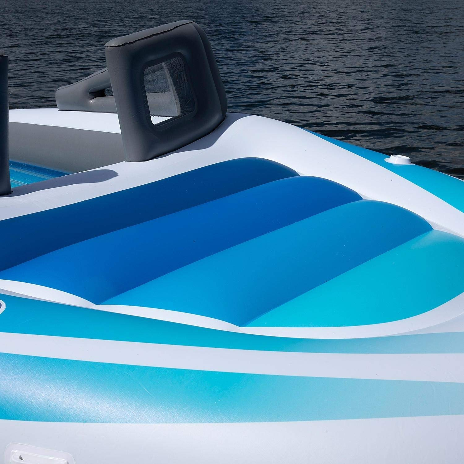 6-Person Inflatable Bay Breeze Boat Island Party Island by SunPleasureInflatable (Image #6)
