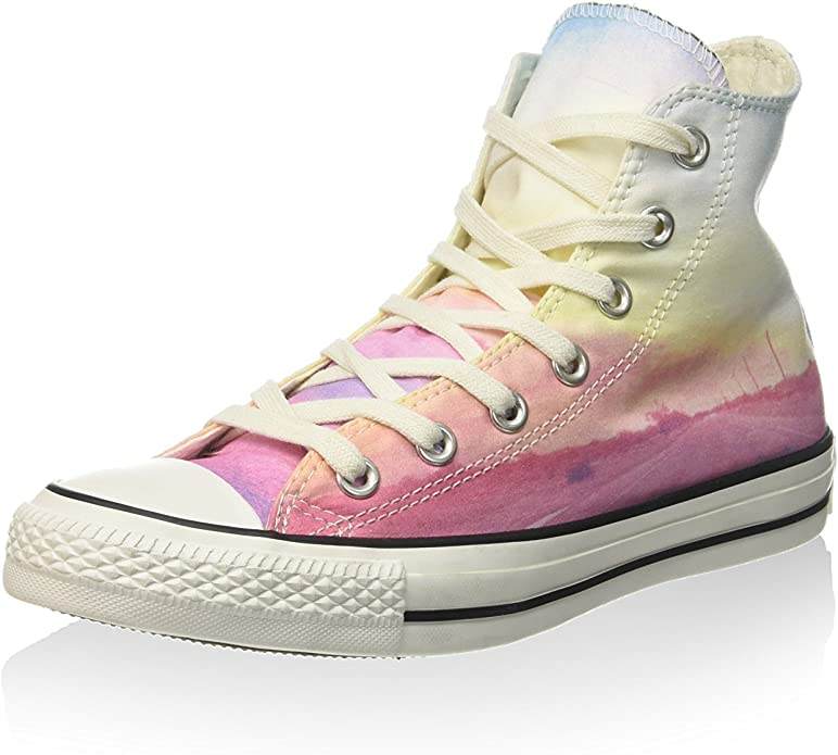 Converse Chucks (Chuck Taylor) All Star High Top Unisex Damen Herren Bunt (Landstraße/Road)