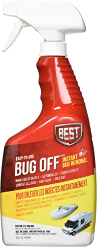 B.E.S.T. 45032 Bug-Off Bug Remover Spray Bottle