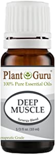 Plant Guru Deep Muscle Synergy Essential Oil Blend