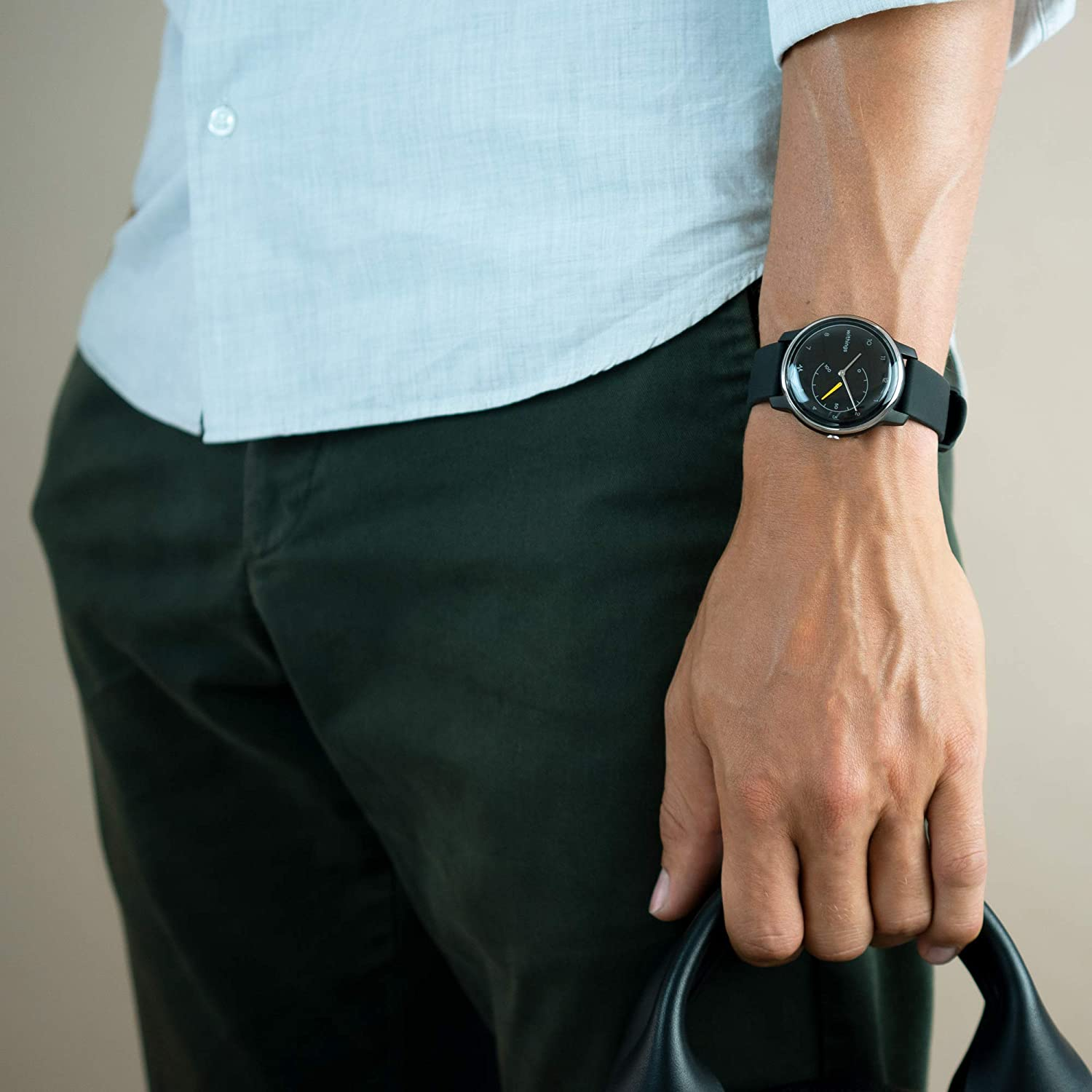 Montre Withings Move ECG