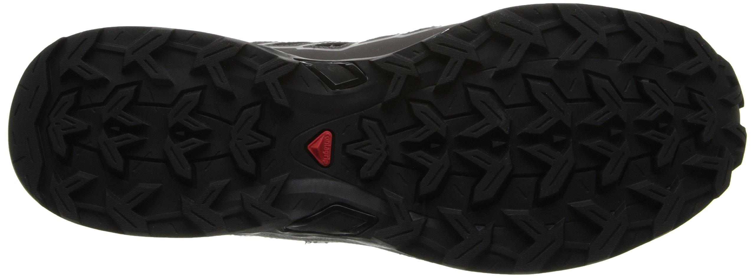 Salomon Men's X Ultra 2 GTX Hiking Shoe, Black/Autobahn/Aluminum, 7 M US by Salomon (Image #3)