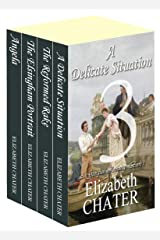 The Elizabeth Chater Regency Romance Collection #3 Kindle Edition