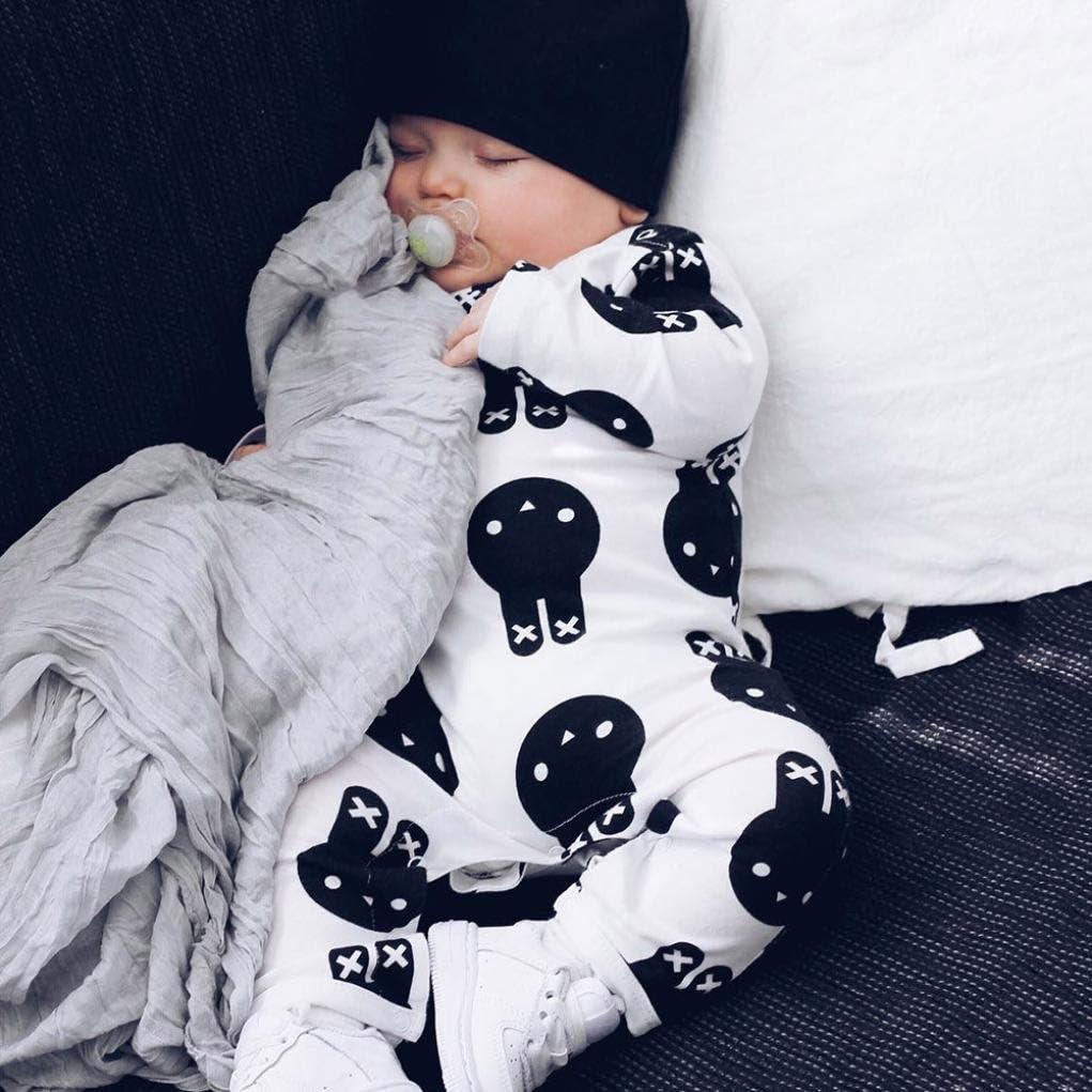 URSING Unisex Baby Weihnachten Strampelanzug Baby Overalls Strampler Schneeanz/üge mit Kapuze Winter Outfits mit Stiefeln M/ädchen Jungen Winterjacke Cartoon Warm Jumpsuit