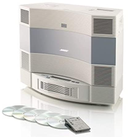 Amazon com: Bose Acoustic Wave Music System II with 5-CD
