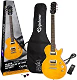 Packs guitare EPIPHONE LES PAUL AFD LES PAUL SPECIAL II OUTFIT Packs guitare électrique