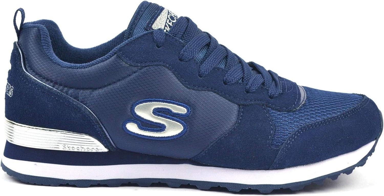 Caballero oportunidad asistente  Skechers Women's Retros-og 85-goldn Gurl Trainers: Amazon.co.uk: Shoes &  Bags