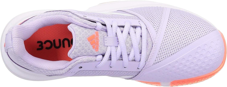 adidas Damen Courtjam Bounce W Tennisschuh violett