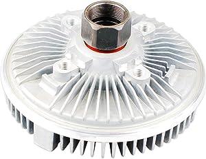 BOXI Engine Cooling Fan Clutch for Chevrolet Colorado W3500 W4500 Tiltmaster GMC Canyon P3500 Hummer H3 Isuzu NPR I-350 I-370 15106619 2787