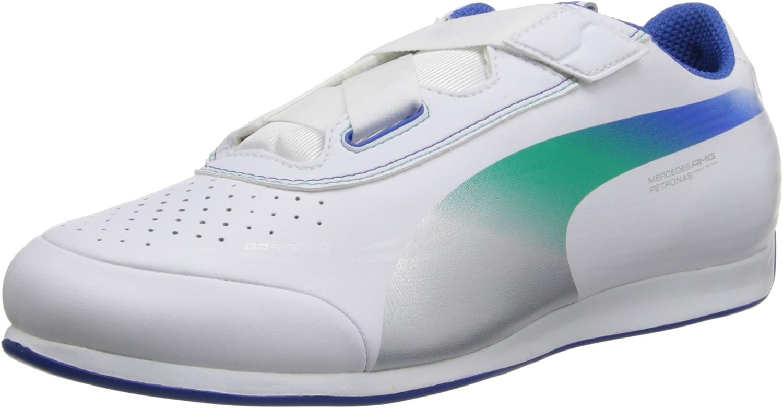 PUMA Mens evoSPEED Mercedes 1.2 Low NM Fashion Sneaker