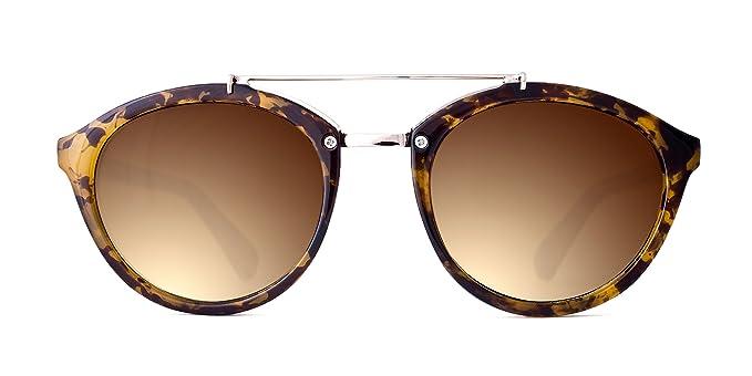 Maltessa Volutto (Carey) - Gafas de sol para mujer. Lo ...