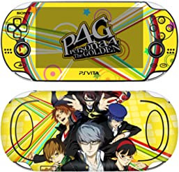 Skin Decal Sticker For Ps Vita Original 1st Gen Pch-1000 Series Atelier #02+gift Video Game Accessories Faceplates, Decals & Stickers