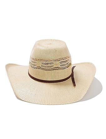 Amazon.com  Stetson SSRWDY-8340 Youth Straw Cowboy Hats c9ba9f100af