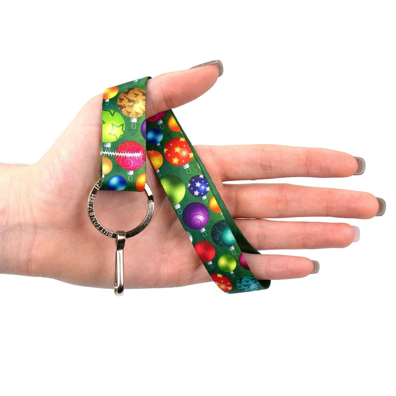 Amazon.com: Buttonsmith - Cordón floral con hebilla, cierre ...