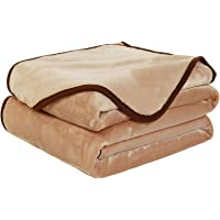 Soft Twin Size Blanket All Season Warm Fuzzy Microplush Lightweight Thermal Fleece Blankets for Couch Bed Sofa,66x90…