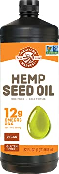 Manitoba Harvest Hemp Seed Oil