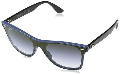 Amazon.com: Ray-Ban RB4440N Blaze Wayfarer - Gafas de sol ...