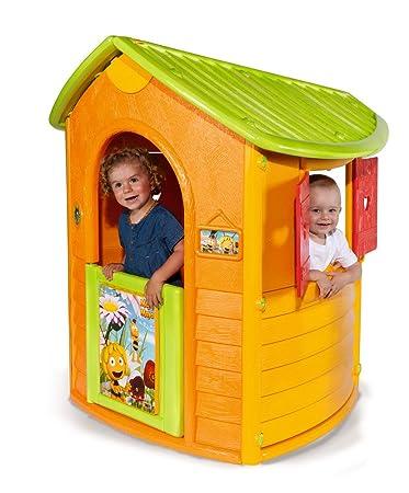 Smoby 310252 - Biene Maja Cottage Spielhaus: Amazon.de: Spielzeug