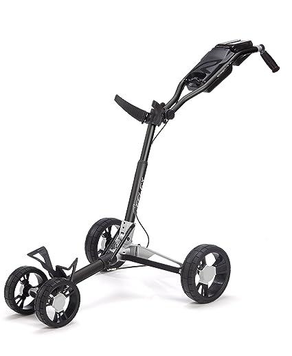 Amazon.com : Sun Mountain Golf- Reflex Push/Pull Cart : Sports ... on