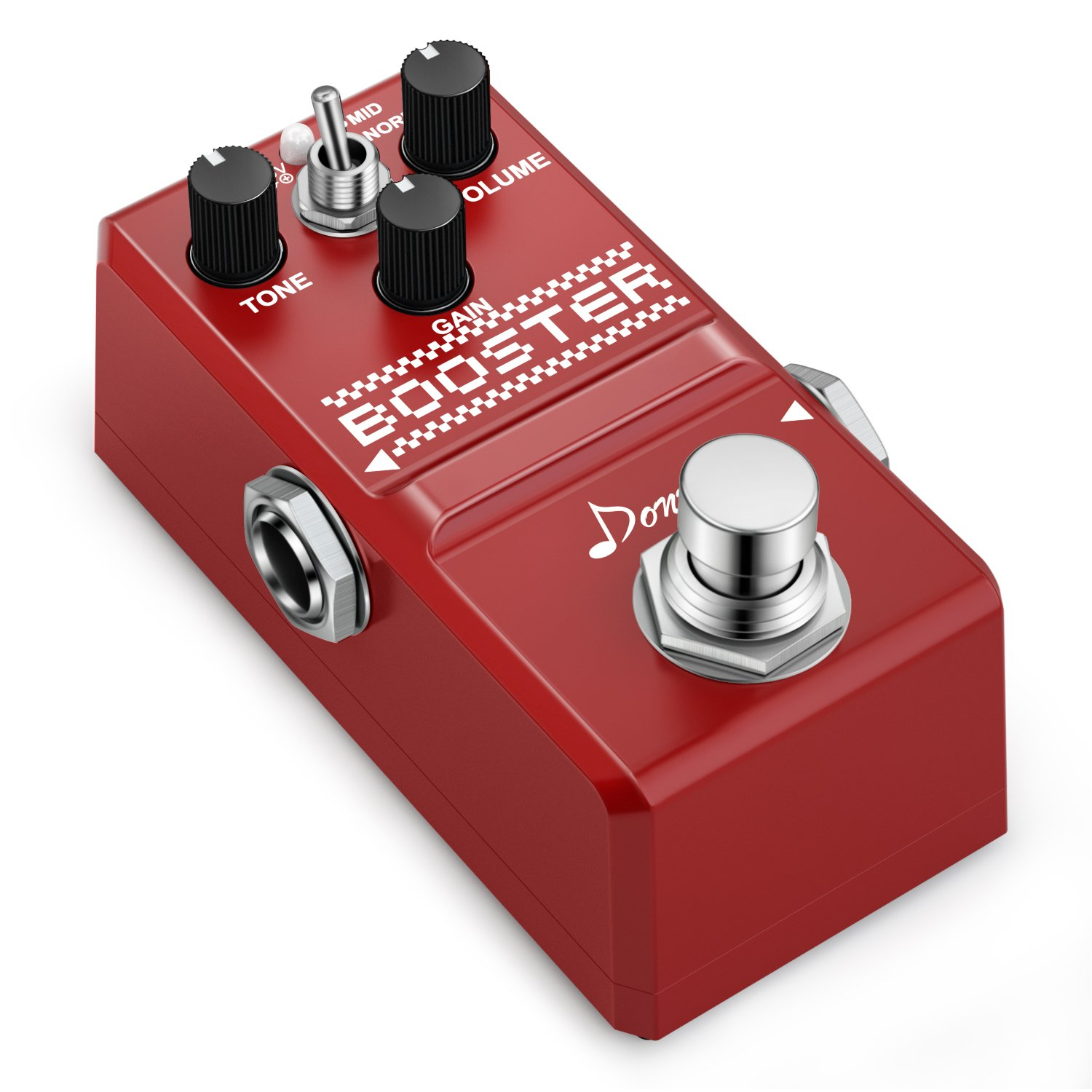 Top 10 Best Donner Guitar Pedals Reviews in 2020 1