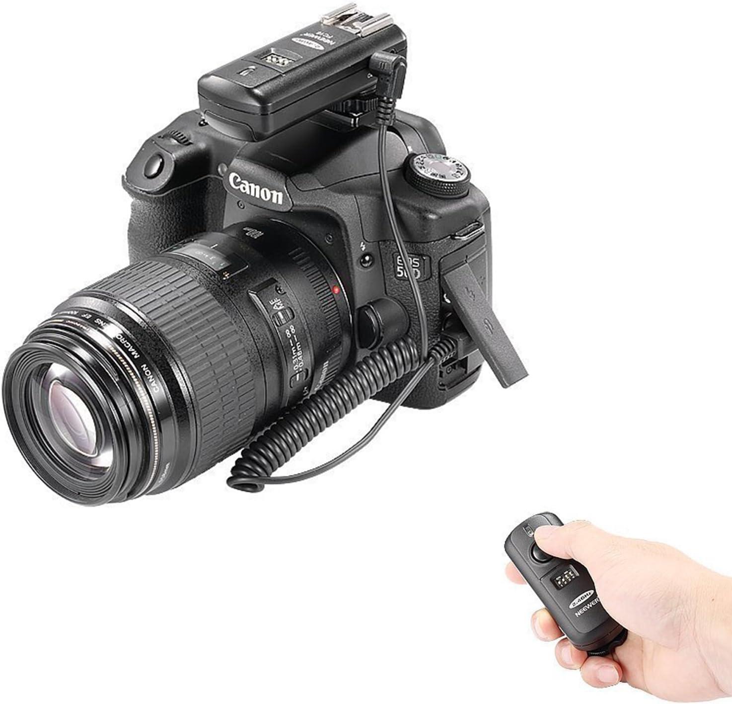 Neewer nw-562 E-TTL Flash Speedlite Kit para Canon cámara réflex ...