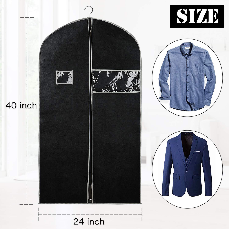 Amazon.com: Syeeiex - Bolsa de ropa para almacenamiento y ...