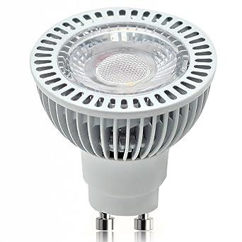 kindeep 100w gu10 led bulb 10w led track light bulbs 120v 800lm 50u0026deg - Gu10 Led Bulb