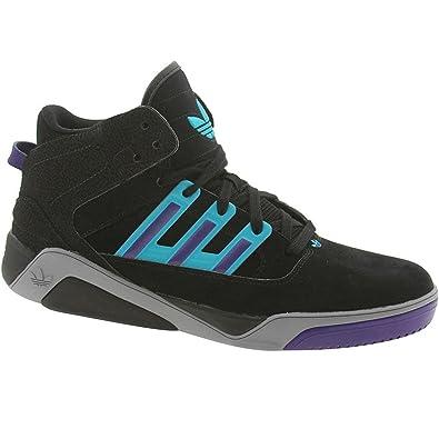 classic fit 74cdd a40f2 Amazon.com  adidas Mens The Court Blaze LQC Sneaker Black  Fashion  Sneakers