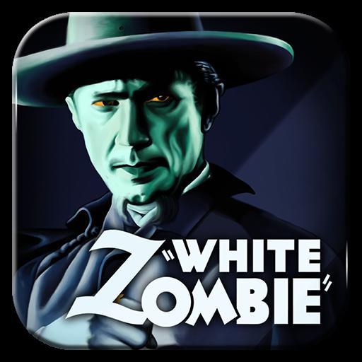 White Zombie Lugosi LWP QHD (White Guitar Portrait)