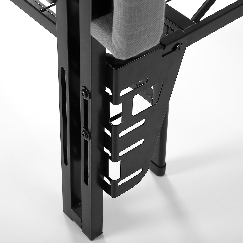 Zinus Headboard Bracket, Set of 2 for use with 18 inch Premium Smartbase