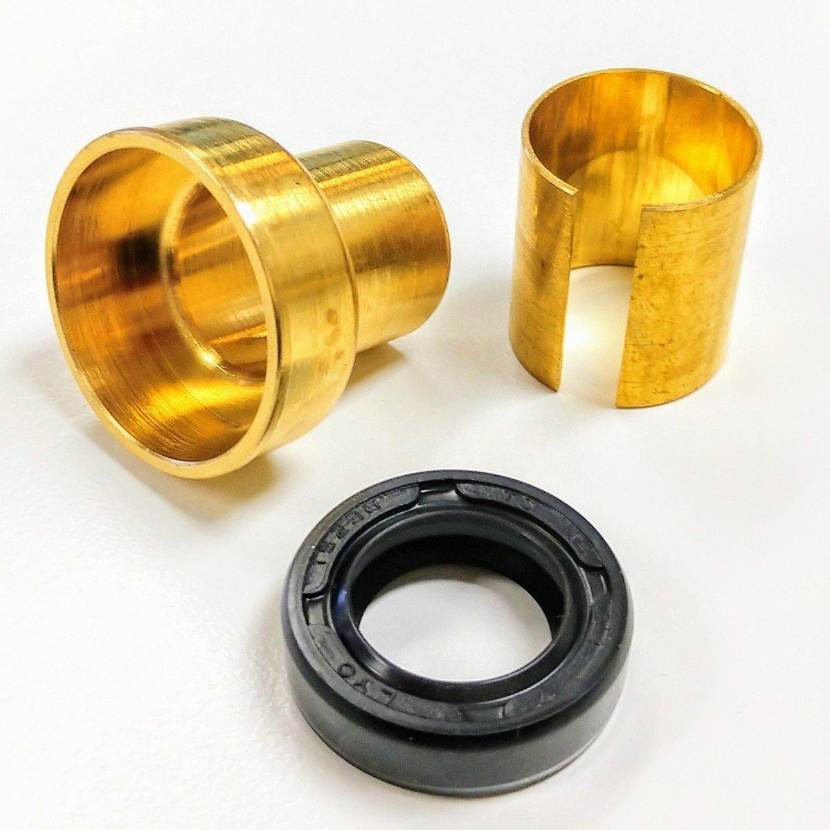 Pirate Mfg Nose Cone Bushing Kit T-1 49-77 Brass Bushing & Seal001 301 200