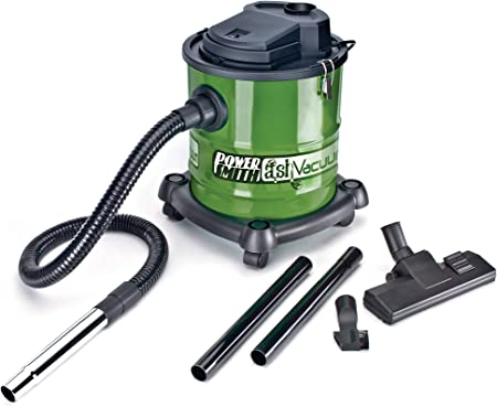 PowerSmith PAVC101 10 Amp 3 Gallon All-In-One Ash Vacuum