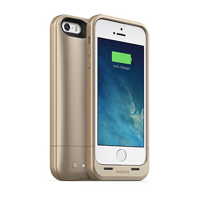 the best attitude c0d9b 3b1a8 Amazon.com: mophie juice pack Air for iPhone 5/5s/5se (1,700mAh ...