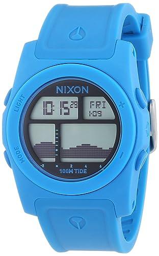 Nixon Girls Surf-Uhr Rhythm Sky Blue