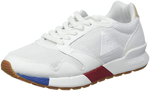 Le Coq Sportif Omega X Sport Optical White, Zapatillas para Hombre: Amazon.es: Zapatos y complementos