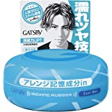GATSBY MOVING RUBBER COOL WET Hair Wax, 80g/2.8oz