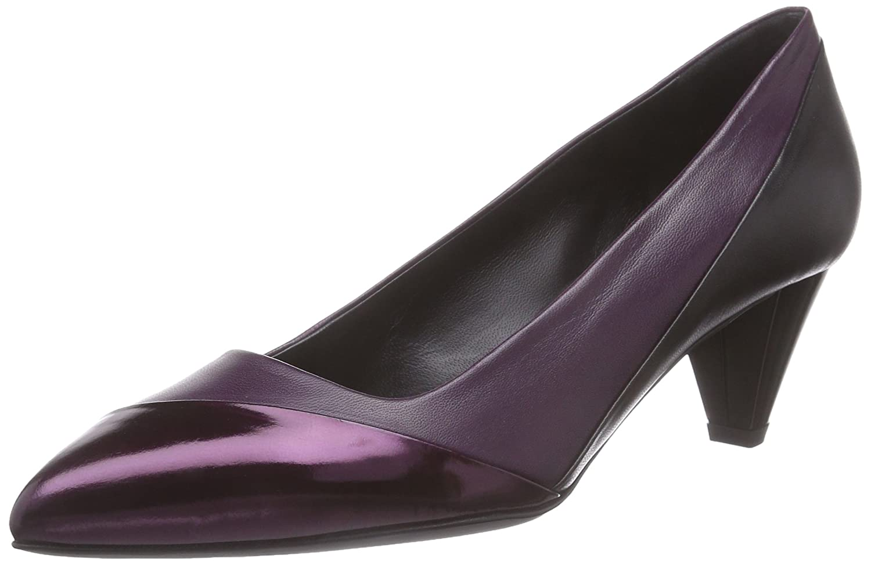 CHARLINE DE LUCA Stop Damen Pumps Pumps Damen Mehrfarbig (schwarz Purple)  c0e62c cda0363d0a
