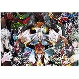 My Hero Academia Póster Personajes (61cm x 91,5cm): Amazon
